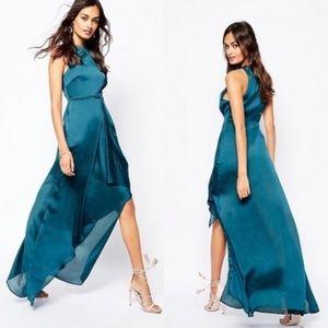 ASOS The Jetset Diaries Chameleon Maxi Dress Midi